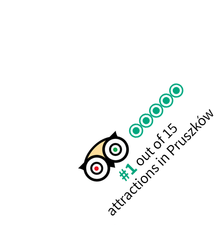 Trip Advisor - #1 out of 15 attractions in Pruszków